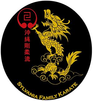Sylvania Family Karate Logo