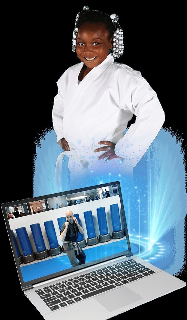 Kids Karate Taekwondo Fitness Martial Arts virtual